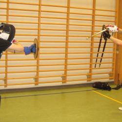 Bent-Are og Erik, Seminar 2012